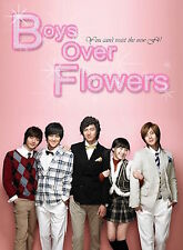 Korean Drama DVD: Boys Over Flowers_Good English Subtitle_FREE SHIPPING