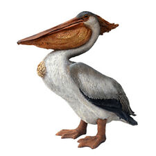 Figurines - Magnificent Pelican Sculpture - Nautical Decor
