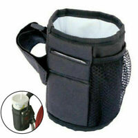 Universal Milk Bottle Cup Holder For Stroller Push Bicyc Water chair CL M3J5