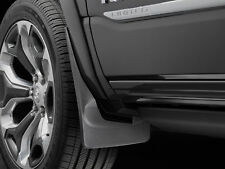 WeatherTech No-Drill MudFlaps for 2019 RAM 1500 with RAM Fender Flares Full Set