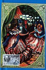 JACQUES OFFENBACH     FRANCE  Carte Postale Maximum FDC Yt C 2151