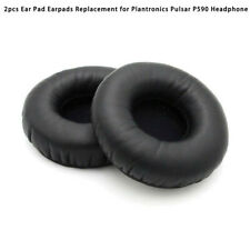 2 Ear Pad Cushion Earpads Replacement for Plantronics Pulsar P590 Headphone DT