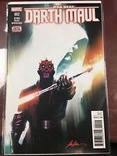 Darth Maul #2 1st Appearance Cad Bane Star Wars VF+
