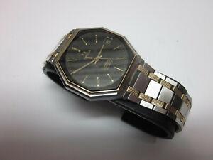 Omega Constellation Vintage Octagon 10K Gold Watch - NOT Running -Omega Bracelet