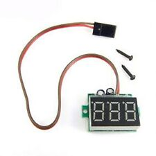 Super 1-8S Digital Voltage monitor for Receiver (3.7V-30V)