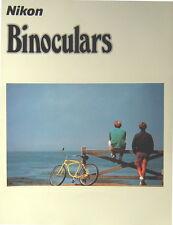 Nikon Binoculars Ferngläser jumelles Prospekt brochure - (0440)