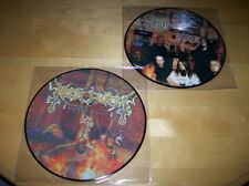 Necrophagia- Harvest Ritual pic LP they are a corpse producing machine