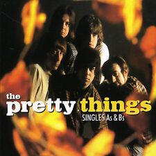 PRETTY THINGS - Singles A's & B's 3-CD DELUXE DIGI GARAGE SOUL