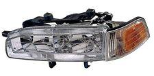 1992-1993 Honda Accord New Left/Driver Side Headlight Combo Assembly