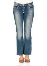 LTB Damen Jeans Valerie Bootcut - Blau - Riberta Wash