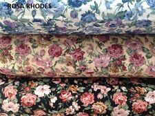 Unbranded Floral by the Metre 100% Cotton Craft Fabrics
