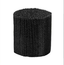 Latch Hook Yarn - Trimmits - Black  approx 400 strands 3ply Use on 4.5hpi canvas