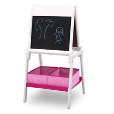 Delta Children MySize Wooden Double-Sided Easel w/ Storage Baskets (Open Box)