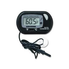 Digital LCD Screen Sensor Aquarium Thermometer Wired Aquarium Fish Tank.U Gift