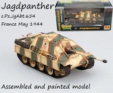 WW2 German Jagdpanther tank destroyer France 1944 no diecast 1/72 Easy model