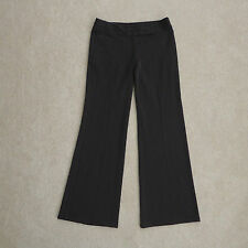 NWT Nanette Lepore Brown Wide Leg Pants Trousers Size 6 Wool Blend Retail $272