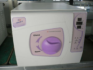 16L Sterilizer Autoclave Machine for Dental Lab Equipment
