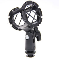 CAMVATE Universal Microphone Shock Mount Holder Stand Mic Hot Shoe for Shotguns