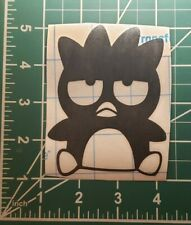 Badtz maru sanrio hello kitty vinyl Decal
