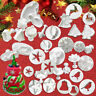 Cake Icing Plunger Fondant Cookies Mold Cutter Sugarcraft Decorating Craft Tools
