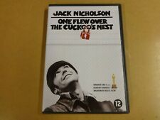 DVD / ONE FLEW OVER THE CUCKOO'S NEST ( JACK NICHOLSON )