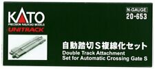Kato N Scale Double Track Attachment Automatic Crossing Gate S 20-653