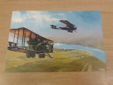 Hawker Hind  Print Picture by Bromley  41 x 28 cms  Pristine Condition