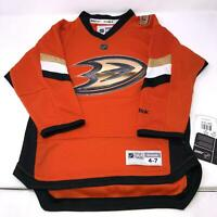 NWT Reebox NHL Anaheim Ducks Jersey Youth Kids Infant 4-7