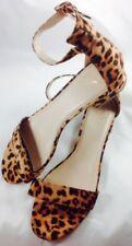 Block Extra Wide (EEE) Sandals Heels for Women