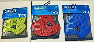 TYR Swim Training Hand Paddles helps STRENGTH & TECHNIQUE - SMALL MEDIUM LARGE