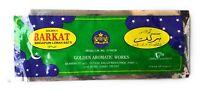 2x Golden's Incense Sticks Barkat 30gm pack Agarbatti Sticks Fresh From India