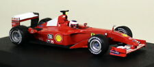 Hot Wheels 1/43 Scale 50214 Ferrari F1 F2001 Rubens Barrichello Diecast F1 Car