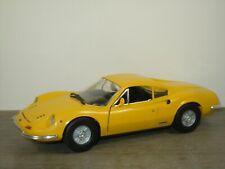 Ferrari Dino 246GT - Anson 1:18 *46926