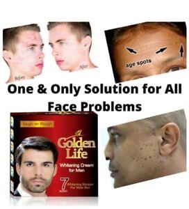 Golden Life MEN cream TOUGH ON ROUGH skin!!! exp 12/2023