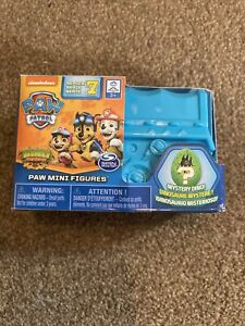 Nickelodeon Spin Master Paw Patrol Series 7 Mini Figures * Rocky *