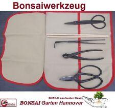 Bonsai Werkzeugset Werkzeugrolle Werkzeugetui