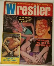 THE WRESTLER - MARIA VS VIVIAN - JUNE 1971