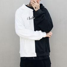 Hoodie Men Teen's Smiling Face Fashion Print Hoodie Sweatshirt Jacket Pullover 9