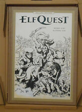 Elfquest The original Quest Artist's/Gallery Edition Richard and Wendy Pini