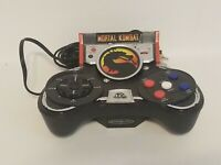 Mortal Kombat Plug In And Play TV Game Jakks Pacific Untested Sold As Is