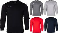 Nike Mens Crew Neck Football Sweatshirt Cotton Top New Club 2019 Fleece Jumper