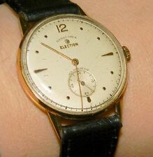 """Grand Prix 18K Gold 33mm 31.4g """"Election"""" Non Magnetic Hand Winding Watch, 1914,"""