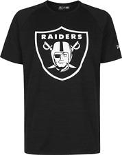 Las Vegas Raiders T-shirt NFL Football Américain New Era Field Marshal Shirt 4xl Xxxxl