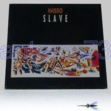 "ITALO DISCO - KASSO ""SLAVE"" RARE LP - CLAUDIO SIMONETTI"