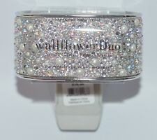 BATH BODY WORKS PEARLY GEMS DUO WALLFLOWER ALTERNATING FRAGRANCE PLUG IN HOLDER