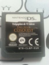Nintendo  DS GAMEBOY Video gameLORD OF THE RINGS CONQUEST  FREE POSTAGE 3DS