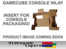 1x INLAY für GameCube Konsolen - OVP-Einlage - Pappe Karton carton