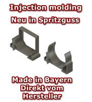 Hutschiene Halter Hutschienenhalter Shelly1 u. 2.5 DIN Rail 35mm bracket Arduino