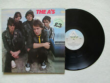 "LP 33T THE A'S ""The A's"" ARISTA NEW 3 UK §"
