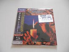 "Anthem ""Gypsy ways""Japan cd Paper Sleeve collection 25th anniversa SHM 2005"